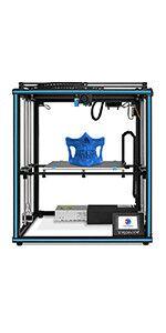 X5SA large build 3d printer
