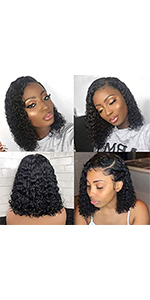 360 lace wigs human hair