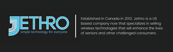 Jethro Senior Technology Ltd.