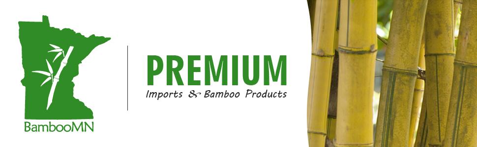 BambooMN Premium Bamboo banner