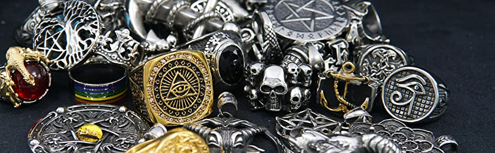 cool jewelry for men