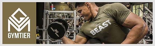 bodybuilding gym t-shirt