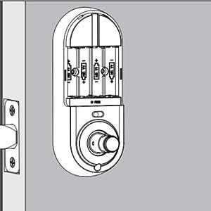 keypad deadbolt