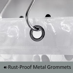 rustproof grommets