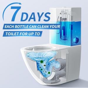 Toilet Bowl Cleaner Tablets 4