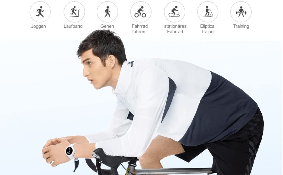Amazfit Verge Lite Tracker de fitness Bluetooth