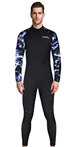 full wetsuit men women diving suit kayaking suit canoeing suit wetsuits full body diving suit
