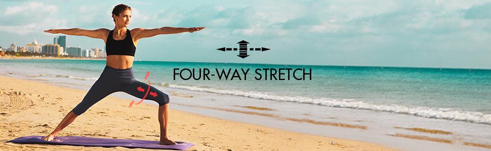 FOUR WAY STRETCH