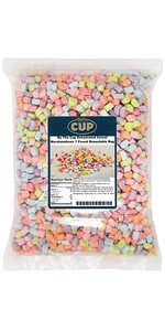 1 lb resealable marshmallows
