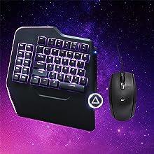 Gaming Keypad Pad