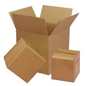 Standard RSC Corrugated Boxes