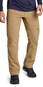 lined hiking pant