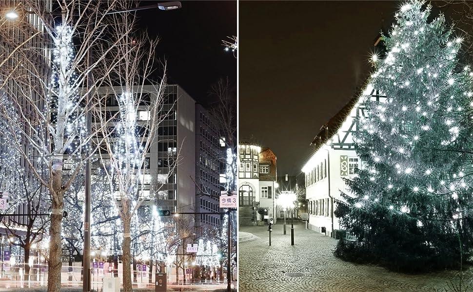 LED Christmas Lights 70 Counts G12 Bulbs