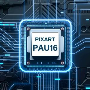 Pixart PAU16 chip