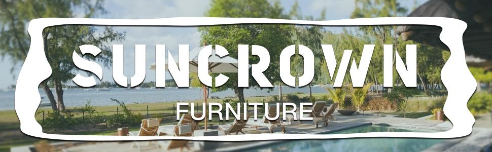 Suncrown outdoor furniture
