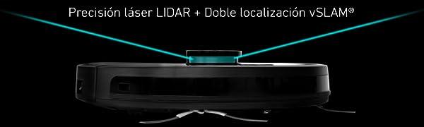 Phoenix Technologies - LaserBot360 Robot Aspirador Láser ...