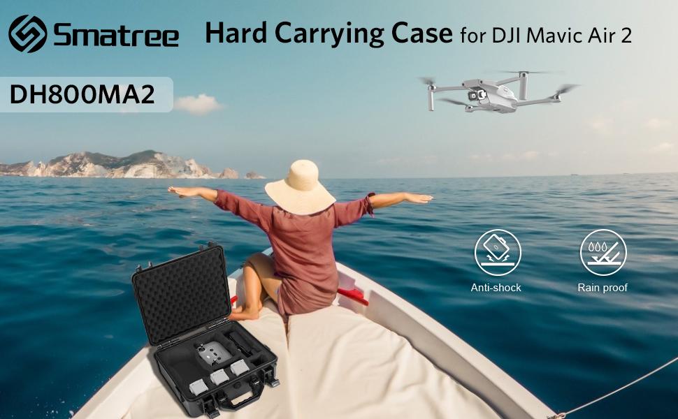 mavic air 2 case
