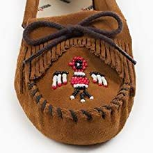 moccasin mujer on para real shoe size slip slipon soft sole suede thunderbird up women zapatos