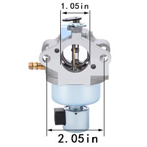 Details about  /Carburetor Carb for Kohler CV490-27541 CV490-27535 17 HP Engine Part 12853118-S