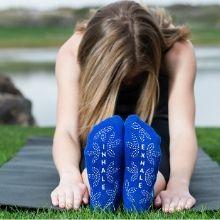 non slip yoga socks gift women novelty cute barre pilates gift