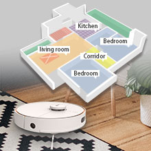 Intelligent room mapping