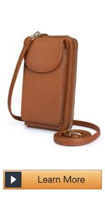 crossbody phone bag for women