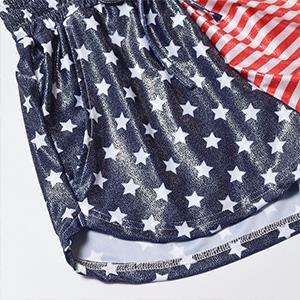 patriotic day shorts