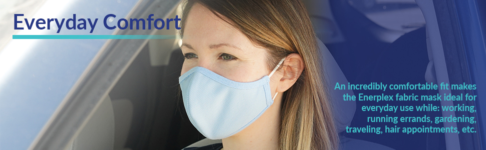 comfortable face mask for everyday wear mask for essential workers