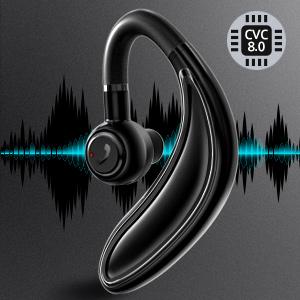 Noice cancelling bluetooth earpiece