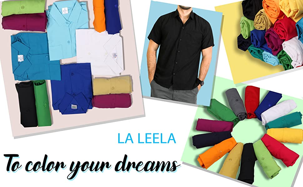 Solid Collection From LA LEELA