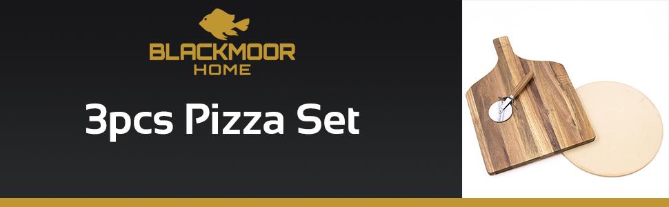 3pcs Pizza Set