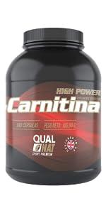 L-Carnitina Pura | Mejora la Musculatura | Suplemento ...