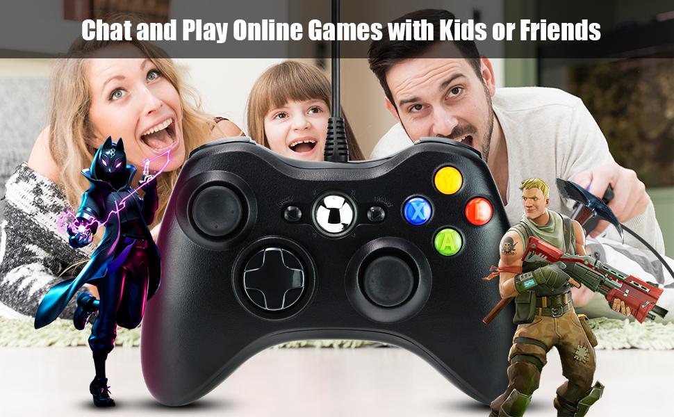 Gezimetie Controller für Xbox 360
