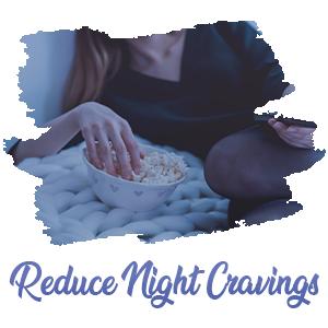 reduce night cravings