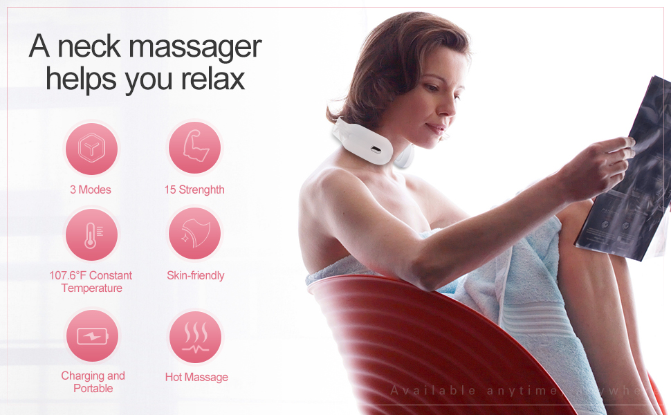 neck massager for mom