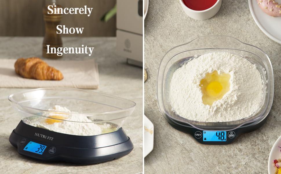 1.2L bowl scale
