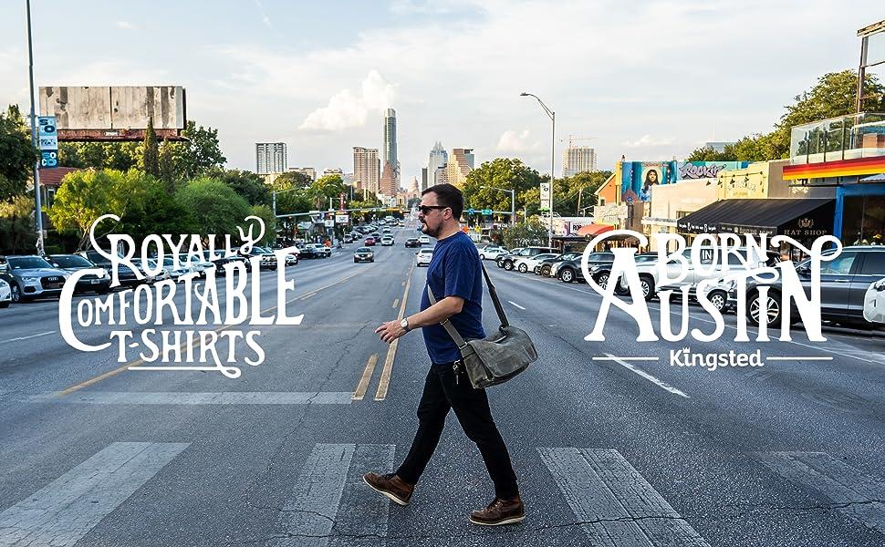 Kingsted mens t shirts pack tshirts soco