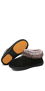 Womens Warm Slippers