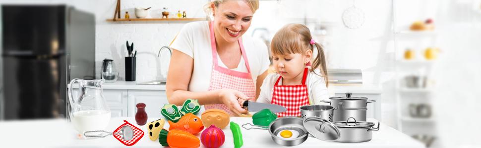 Preschool Kitchen Sets