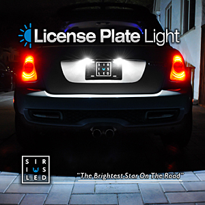License plate Light