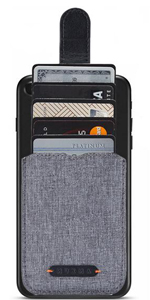 Cell Phone Wallet Pocket
