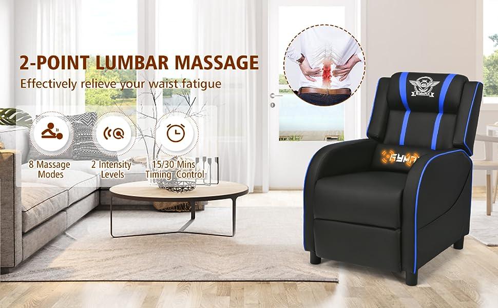 lumbar massage