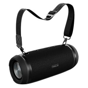Treblab hd max big loud bluetooth speaker with power bank
