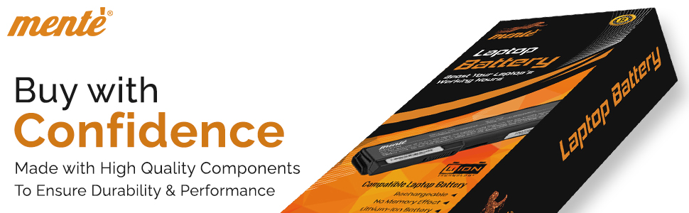 Compatible Laptop Battery for HP Dell Asus Acer Sony Toshiba
