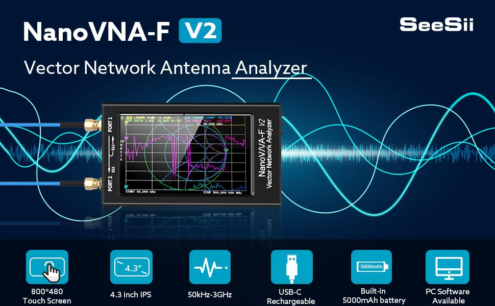 3G NanoVNA F