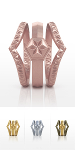 Rinfit Couture Rose Gold