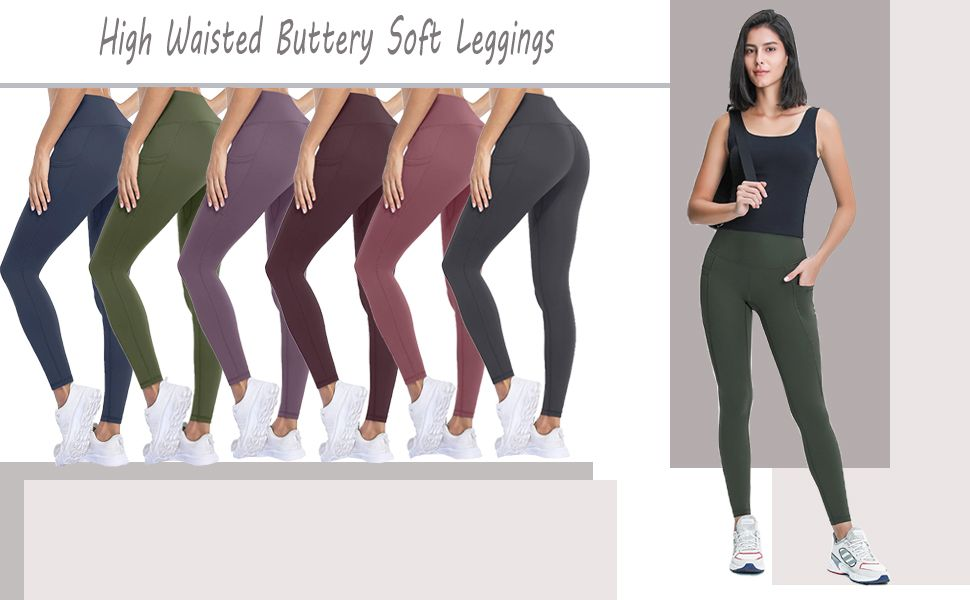 leggings with pockets for women