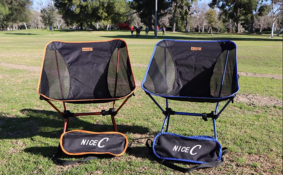 Nicec Ultralight Portable Ultralight Foldable Camping Chair