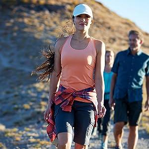 UV hiking shorts