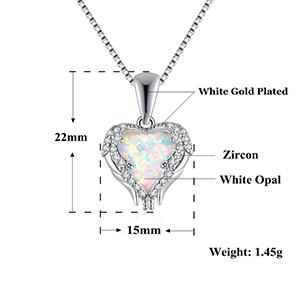 opal jewelry for women